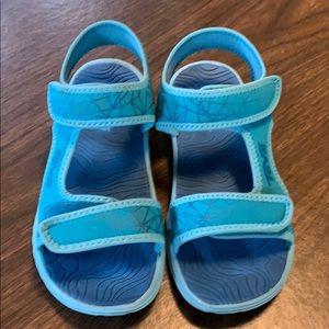 Teva sandals size 12